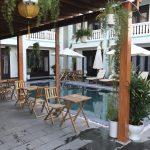 ベトナム ホイアンのビーチ近くのホテルが神だった
