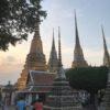 タイ旅行記12日目(2018/1/21 ジョムティエンビーチからバンコク市内へ)
